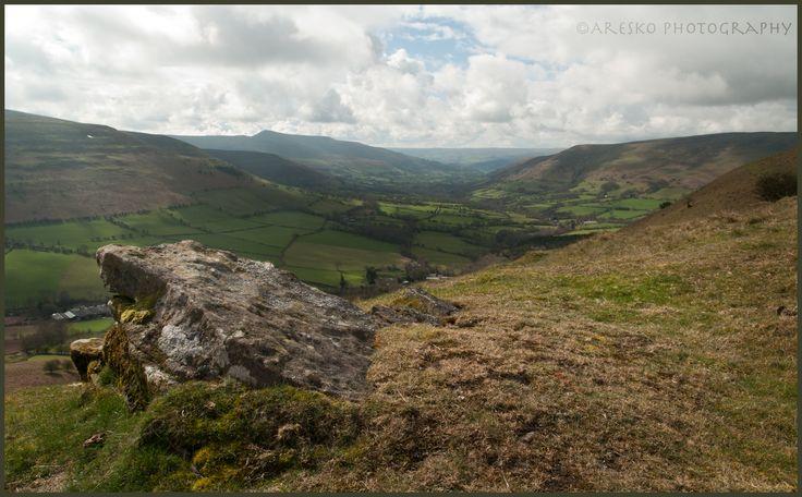 Powys, Wales