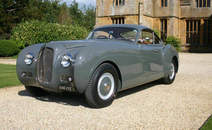 1952 Bentley R-Type La Sarthe