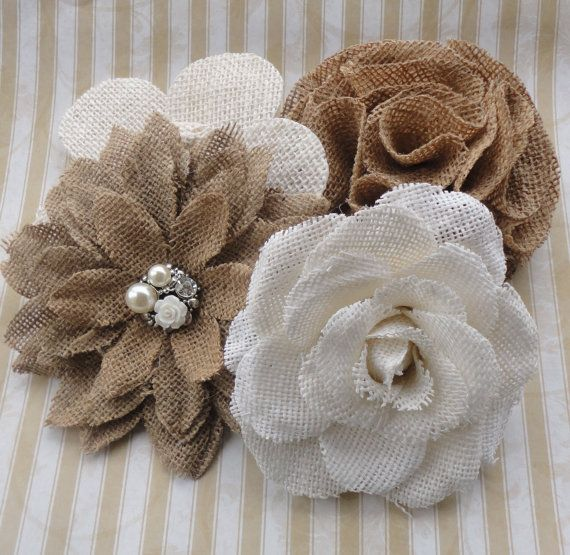 Hey, I found this really awesome Etsy listing at http://www.etsy.com/listing/152139754/burlap-wedding-cake-topper
