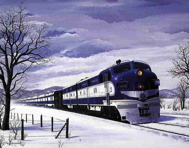Missouri Pacific Colorado Eagle Train I remember riding in the dome car, (late 50's-early 60s)