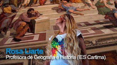 Profesora de Geografía e Historia que trabaja por proyectos en sus clases. Excelentes ideas!! http://leccionesdehistoria.com/