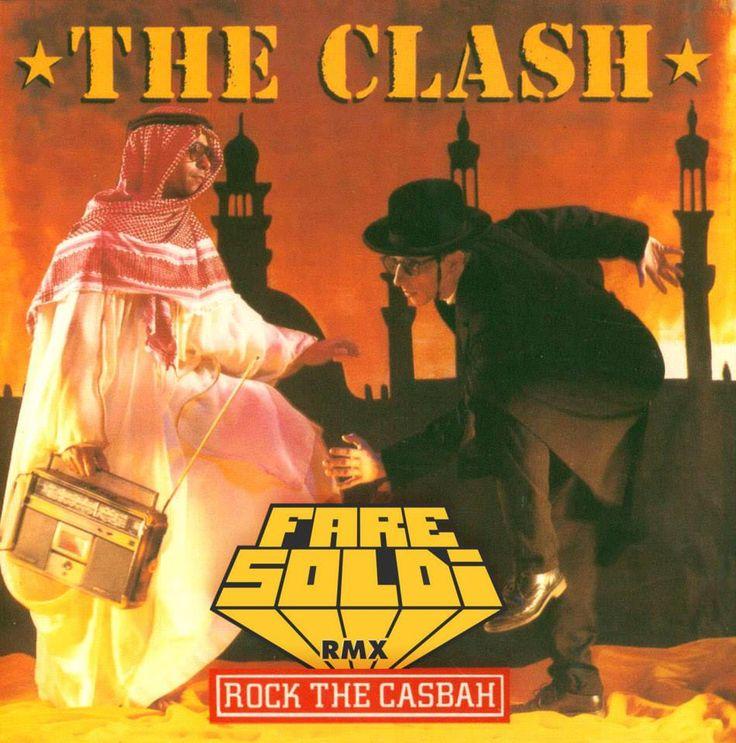 The Clash – Rock the Casbah (Fare Soldi rmx) on The Italo Job http://www.theitalojob.com/2013/05/the-clash-rock-the-casbah-fare-soldi-rmx/