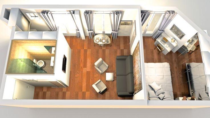 4th Arrondissement Pompidou Le Marais condo rental. Great interior. Good reviews. No A/c. Approx S$250 per night.