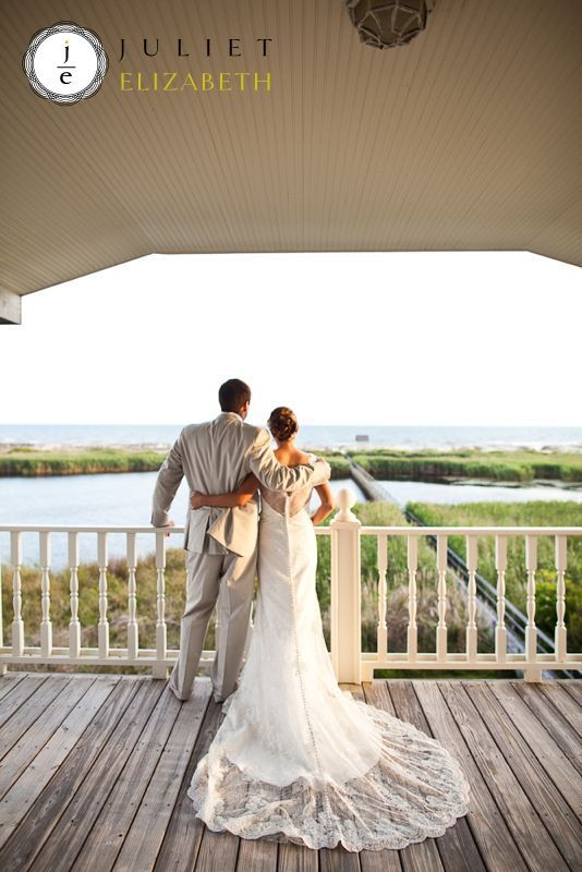 Wedding At The Clubs St James Plantation Southport Nc