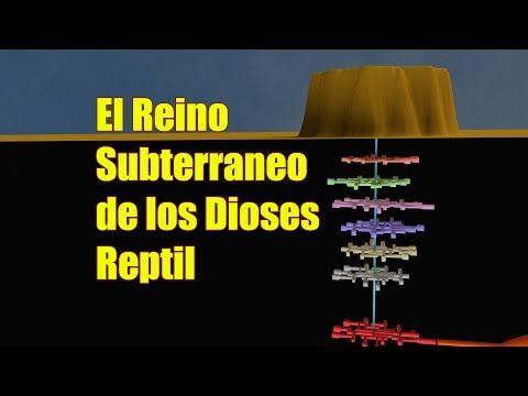 Bases Subterráneas, el Reino Secreto de los Dioses Reptiles | Periodismo Alternativo