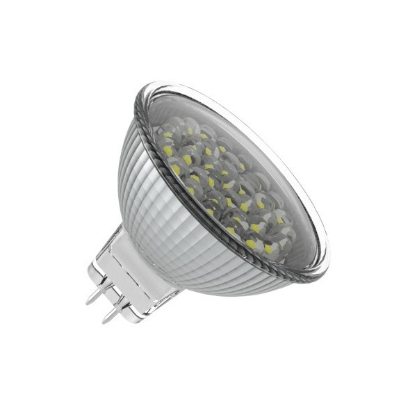 Spot LED MR16 (GU5.3) 30W - 10,90 €