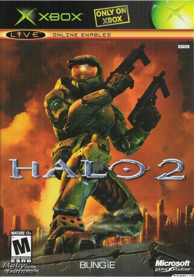 Halo 2 (Bungie, 11/11/2004)