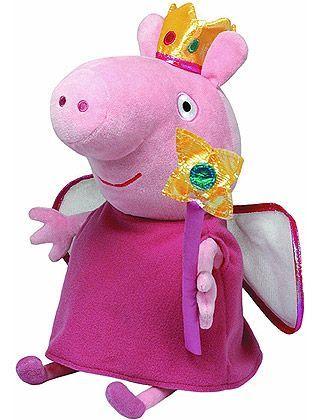 41596e8fd2a Peppa Pig Princess Buddy - Ty