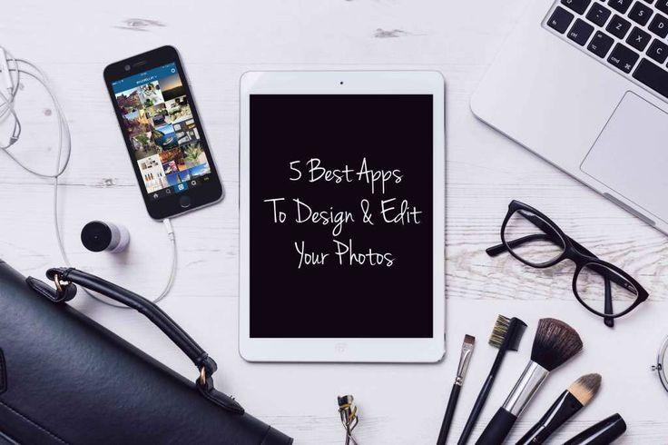 5 Best Apps to Design