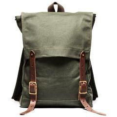 Seil Marschall Canoe Pack (Olive)