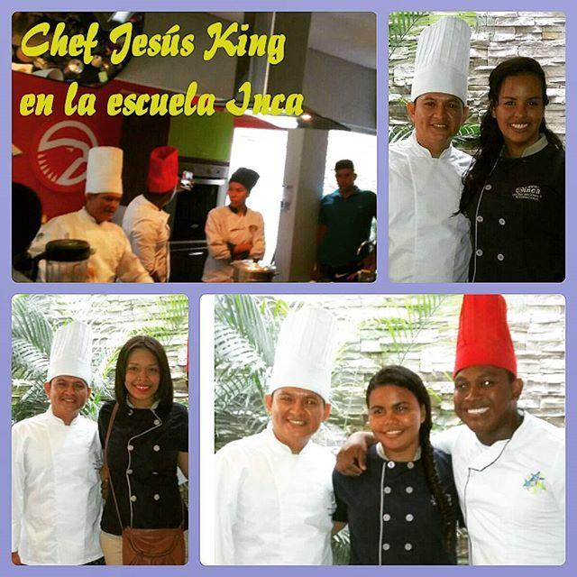 Asproturi participa con su chef administrativo en la reconocida escuela de gastronomía Inca en barranquilla