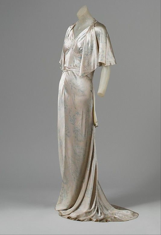 Ensemble, Evening House of Patou (French, founded 1919) Designer: Jean Patou (French, 1887–1936) Date: ca. 1929