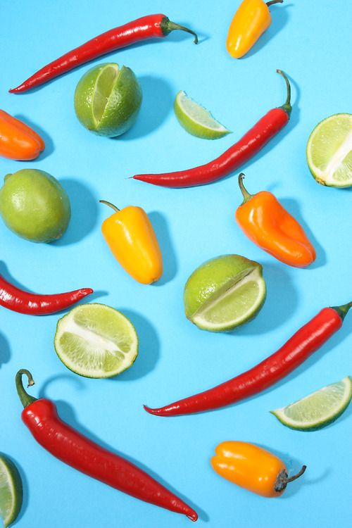 Lime & Chili by Kayla Chobotiuk