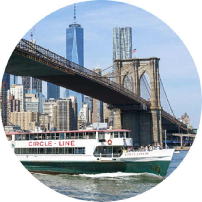 Circle Line Sightseeing Cruises Nyc Guided Boat Tours Of New York Nyc Tours Boat Tours Tours