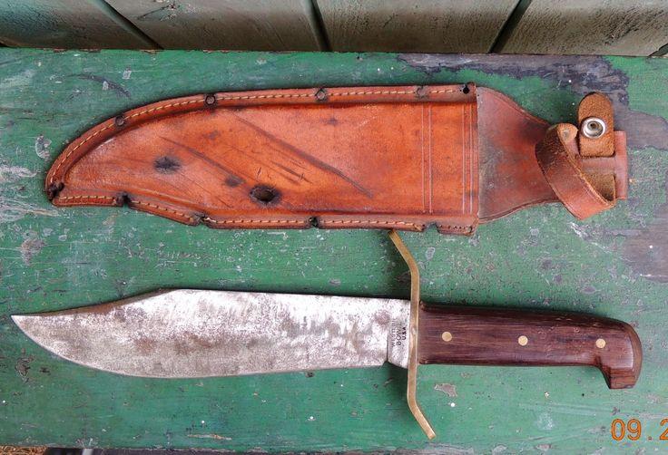 Datování western w49 bowie nůž