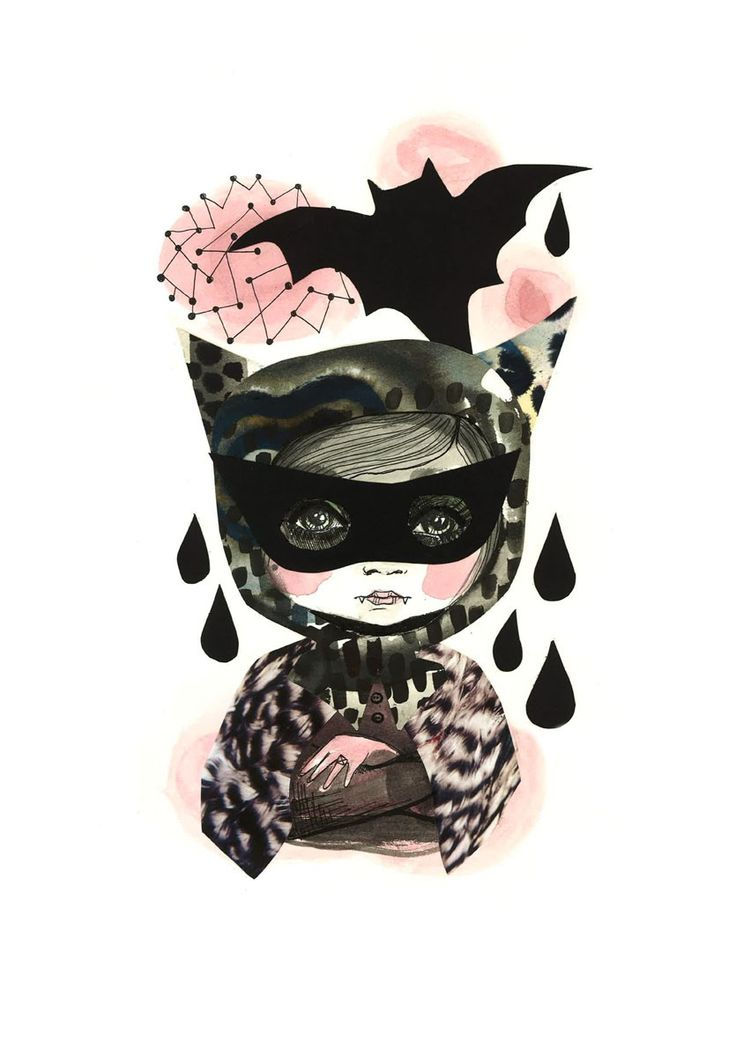 KOLLIJOX - BANDIT BAT GIRL
