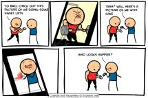 Bored? 25 Cool Websites to Entertain You: Cyanide and Happiness