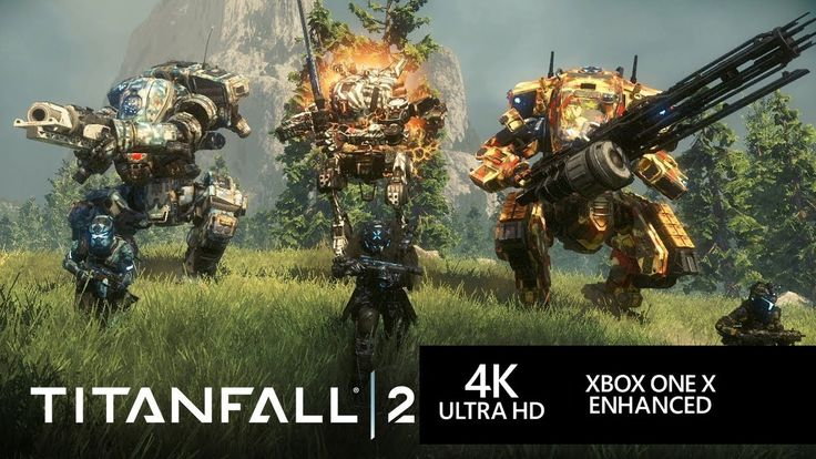 TITANFALL 2 Will Run in 4K & 60 FPS On Xbox One X