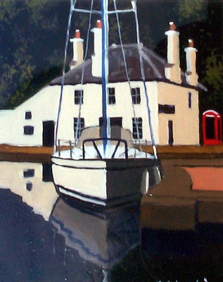 reflections, Frank Colclough: Artists Work, Generally Nautical, Colclough Frank, Artists Boards, Frank Colclough, Frank Artist, Landscape, Beautiful Pictures
