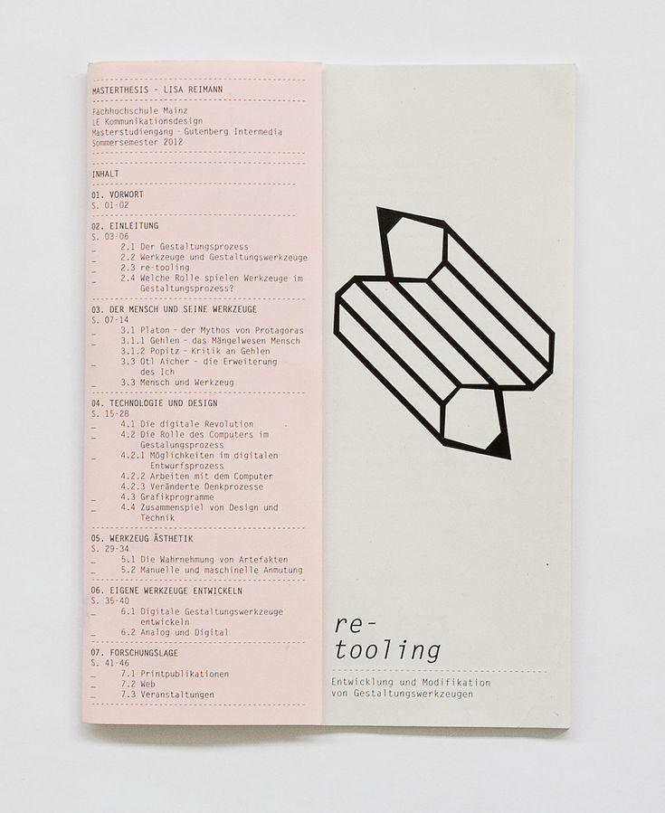 Re-tooling: Lisa Reimann