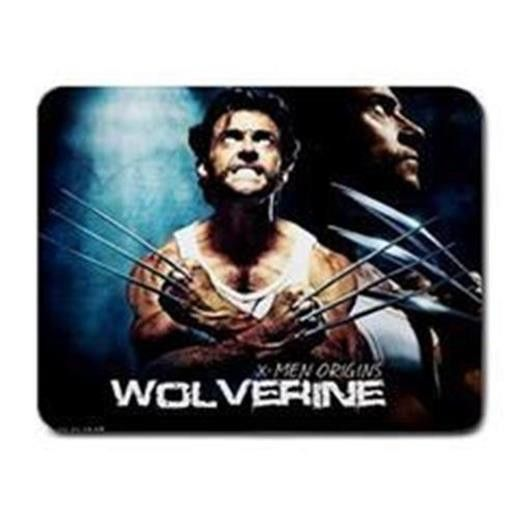 ar09-15 Wolvrine PC Cloth Cover Square Mouse Pad