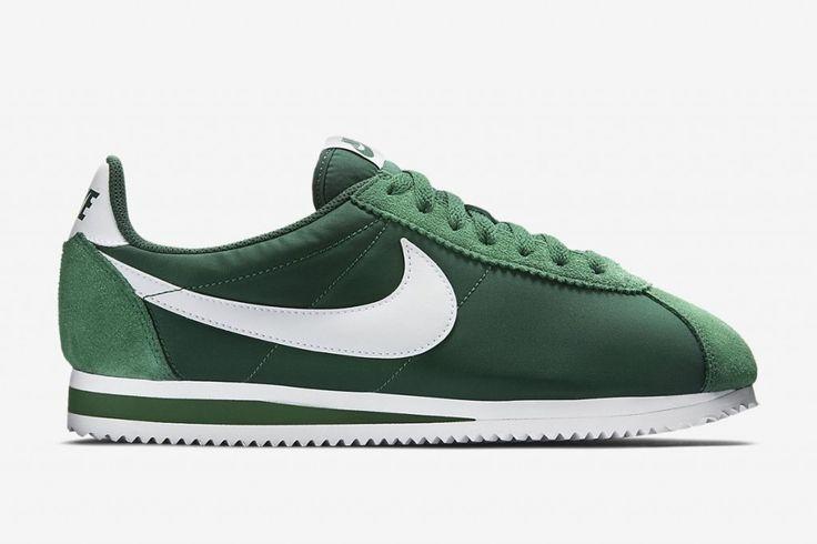 Gorge Green Nike Cortez