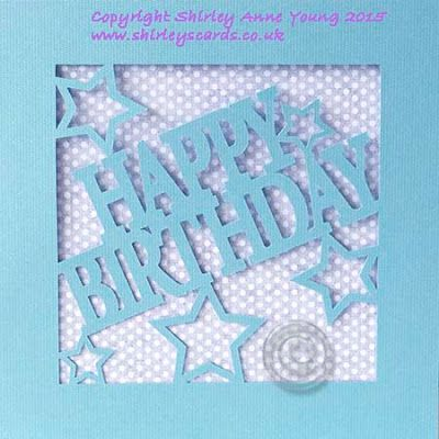 Shirley's Cards: Freebie Happy Birthday Card - lots of cute SVGs on this site.