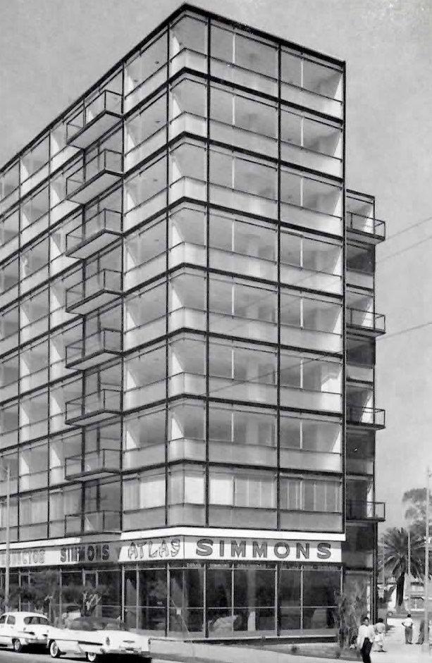 unavidamoderna: Edificios de apartamentos,...