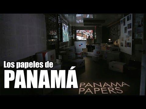 Documentos TV - Los papeles de Panamá: el atraco del siglo - YouTube