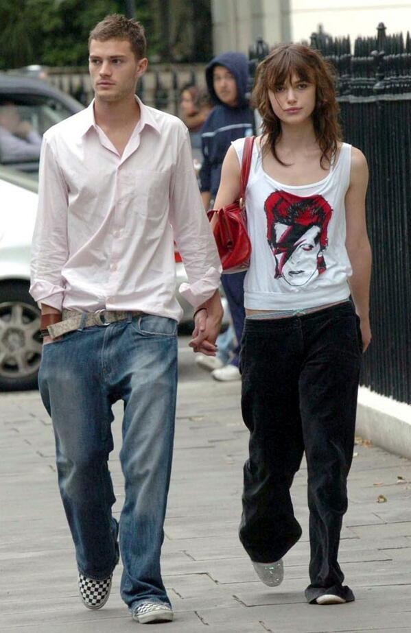 Jamie dornan and dakota johnson dating