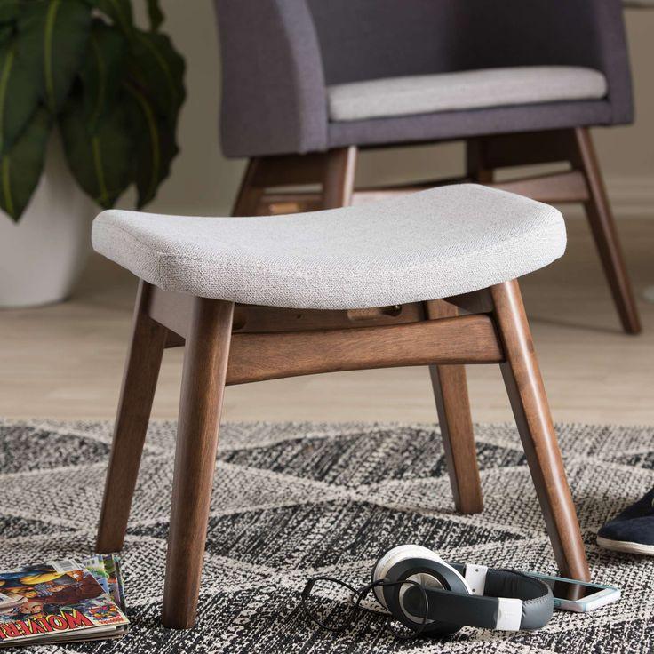 Die Besten 25+ Modern Ottoman Ideen Auf Pinterest Wohnzimmer   Bank Und Stuhl  Modern