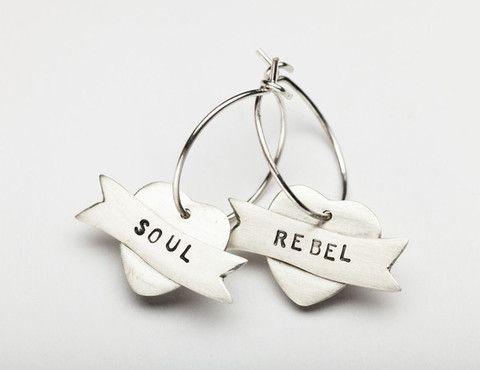 Soul / Rebel Earrings