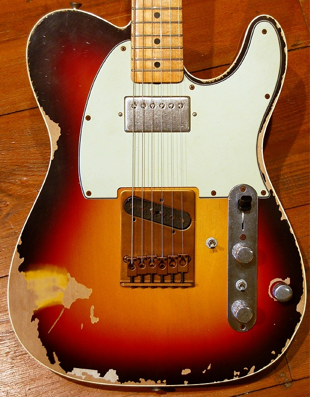 Fender Telecaster Andy Summers model