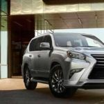 Lexus GX 460 the year 2019-2020