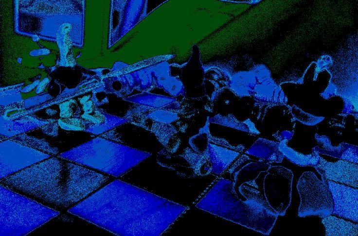 Divný svět? / strange world? battle combined technique Vasagita