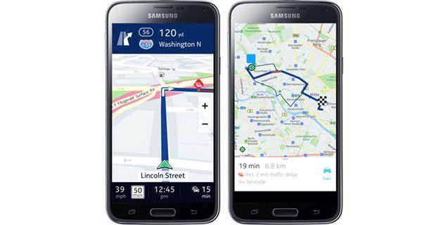 Nokia'nın Harita Uygulaması HERE Samsung İçin İndirilmeye Hazır!
