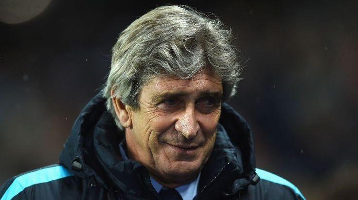 Manajer Manchester City Manuel Pellegrini | agen judi bola