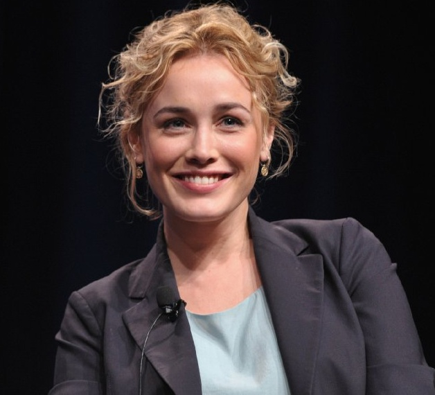 """Dominique McElligott of """"Hell on Wheels"""""""