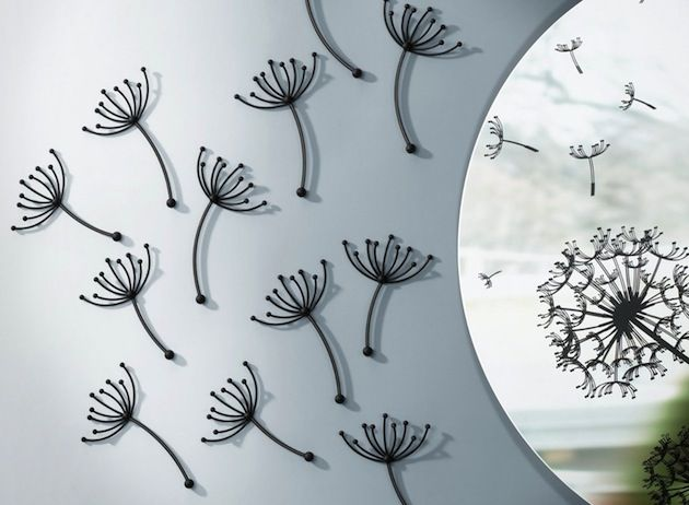 Umbra Pluff Wall Decor : D wall decor for an interesting space home