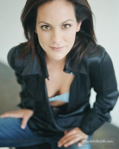 """The X Files"" Annabeth Gish as Monica Reyes"