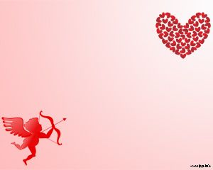 Best St Valentines PowerPoint Templates Images On Pinterest - Awesome valentine powerpoint backgrounds ideas