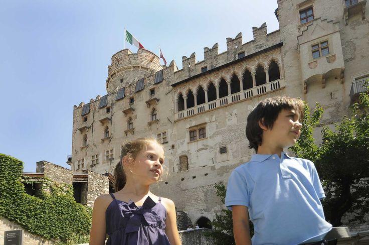 Castello del Buonconsiglio, Trento.