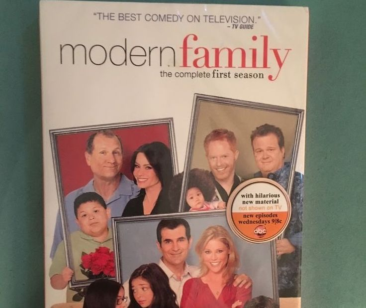 Modern Family Complete First Season DVD New Sealed