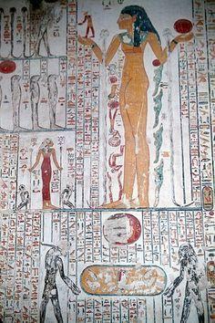 Kings' Valley: Ramesses VI. Egypt