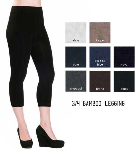 Our super-soft and naturally breathable, eco-friendly Bamboo seamless collection is a great part of a complete wardrobe.
