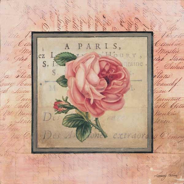 MI BAUL DEL DECOUPAGE: VINTAGE ROSE I.