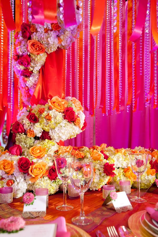 Mehndi Ceremony Timeline : Images about indian wedding decor home for