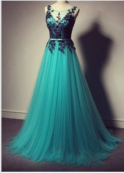 Navy Blue Lace High Neck Prom Gowns,Ice Blue Backless Long Prom Dresses, Open Back V Evening Gowns,Quinceanera Dress 2016 For Teens Juniors Dress