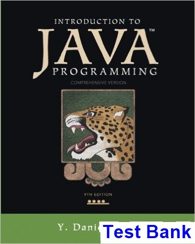 30 best solutions manual download images on pinterest introduction to java programming comprehensive version 9th edition liang test bank test bank solutions fandeluxe Images