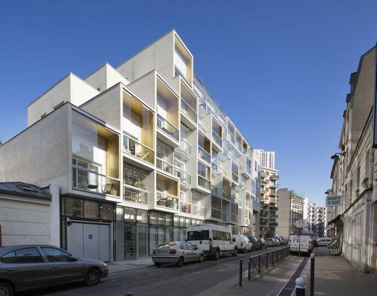 Plein Soleil / rh+ architecture